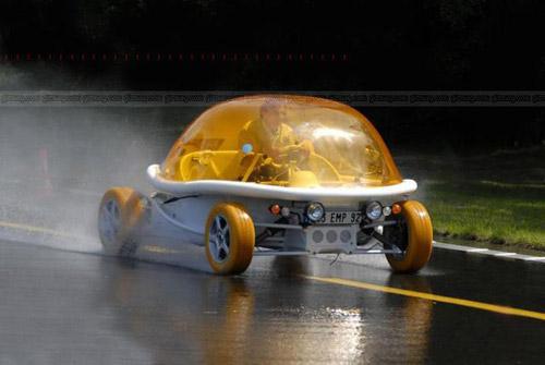 Zooop la voiture lectrique de demain - Autonomie electrique maison ...