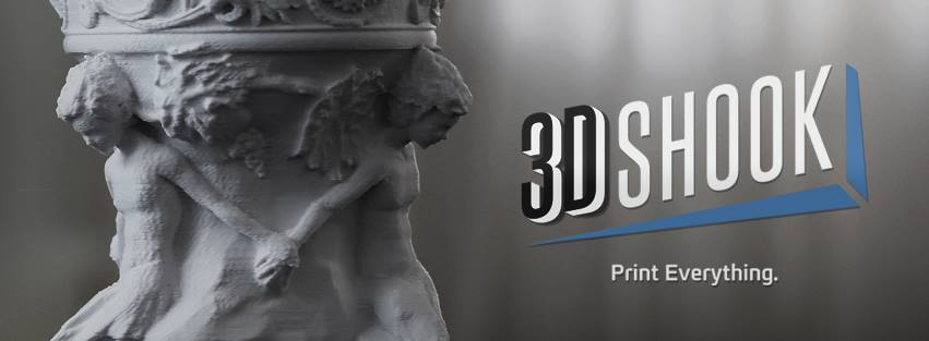 3D Shook, l'impression 3D en illimité