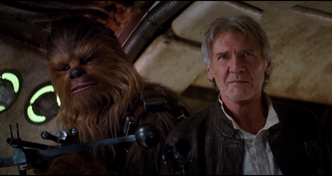 Trailer Star wars 7 The force awakens
