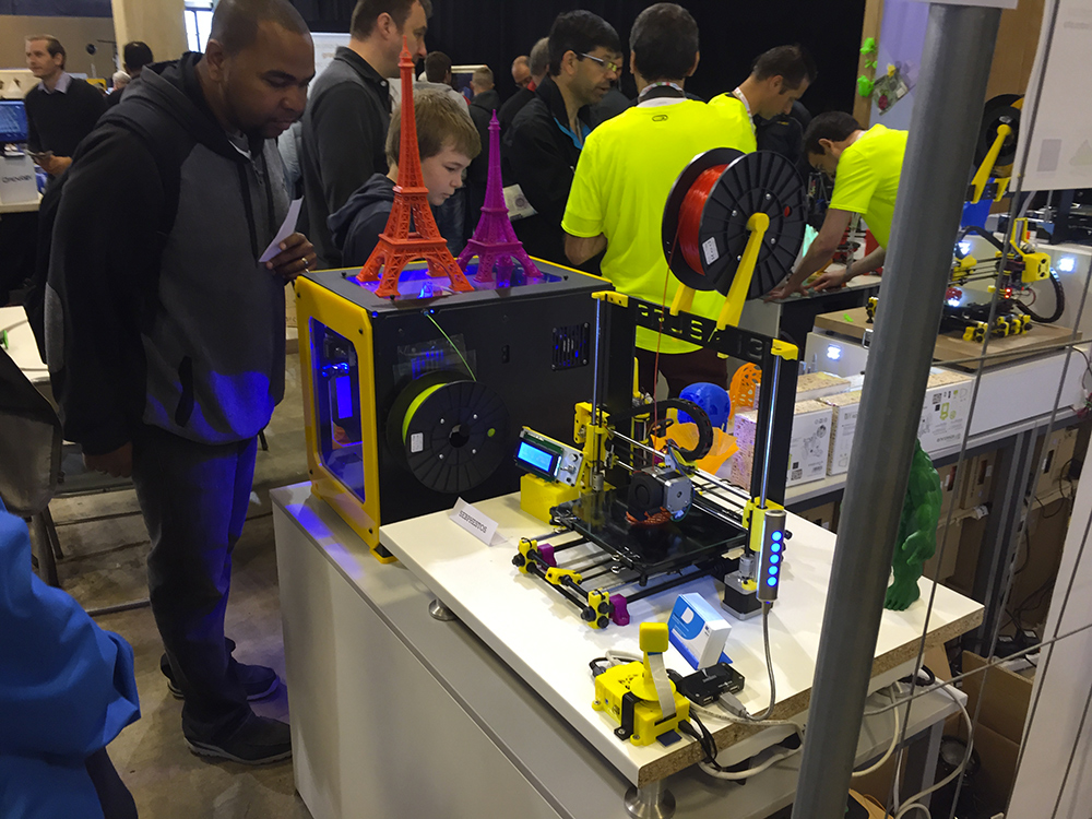 Maker Faire Paris 2015