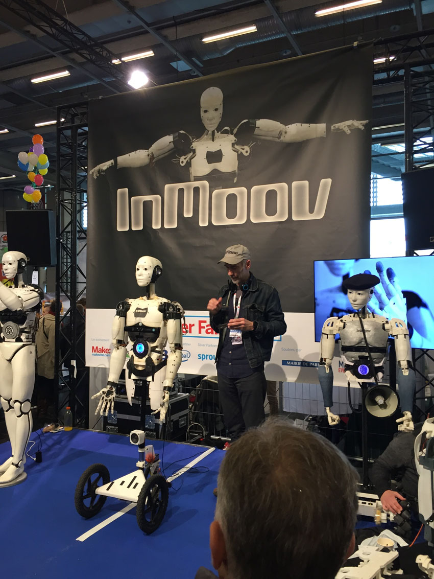 Maker Faire Paris 2016