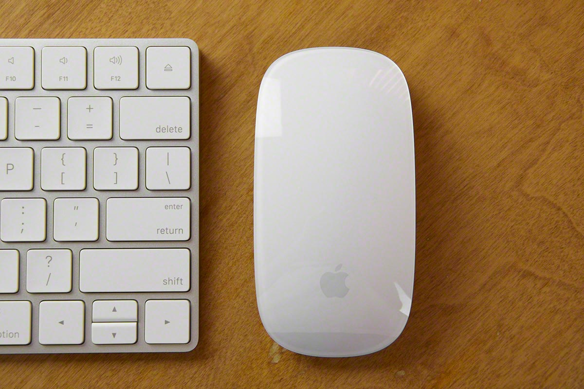 Faire fonctionner une Magic Mouse en dual boot sur Hackintosh