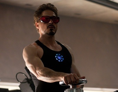 Tony stark, Arc Reactor