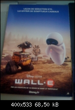 Projection Wall-e